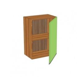 Шкаф 500 с одной распашной дверью