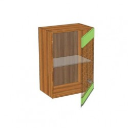 Шкаф 500 с одной стеклодверью