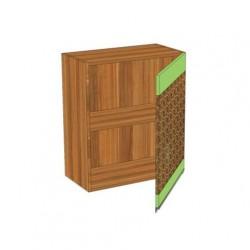 Шкаф 600 с одной распашной дверью