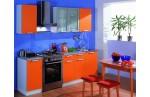 Кухонный гарнитур Трапеза 1700 пластик