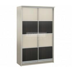 Шкаф 2-х дверный ШК1500 Дуб Молочный