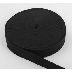 Лента резиновая черная для сидушки дивана