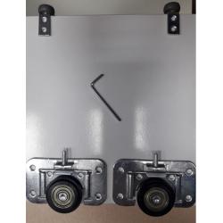 комплект роликов Альянс 16 мм