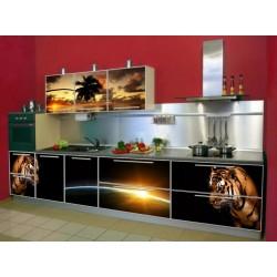 Кухонный гарнитур Оля Экспозиция 1