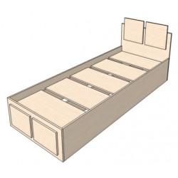 Кровать Комбинированная 800