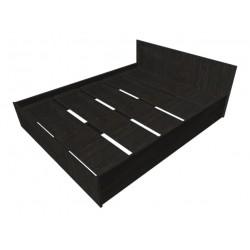 Кровать Венге М-2