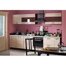 Кухонный гарнитур Латте 1