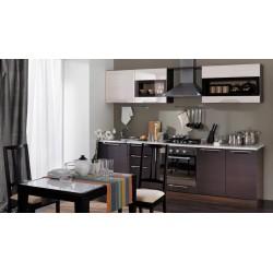 Кухонный гарнитур Латте 2