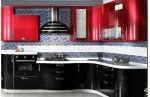 Угловая кухня Кармен 2