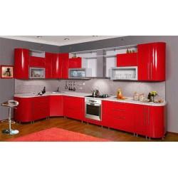 Угловая Кухня Красная шапочка 2