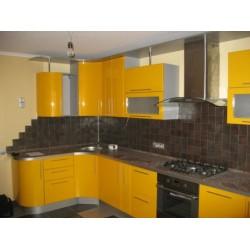 Угловая Кухня Лимон