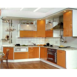 Кухня угловая Мандарин