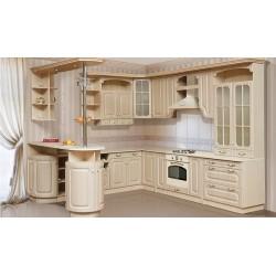 Угловая кухня Алькор
