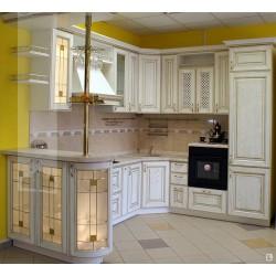 Кухня угловая Золотко 3