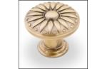 Ручка-кнопка, RK-003, бронза