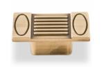 Ручка-кнопка, RK-017, бронза