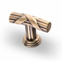 Ручка-кнопка, RK-021, бронза