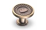 Ручка-кнопка, RK-024, бронза