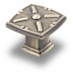 Ручка-кнопка, RK-034, бронза