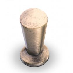 Ручка-кнопка, K-1010, бронза