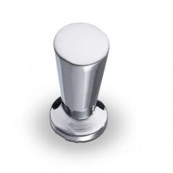 Ручка-кнопка, K-1010, хром
