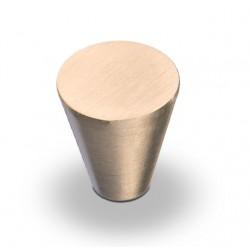 Ручка-кнопка, K-1030, бронза