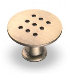 Ручка-кнопка, K-1060, бронза