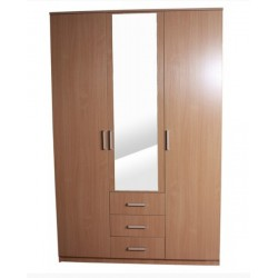 Шкаф Карина с зеркалом