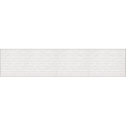 Стеновая панель фотопечать Белый кирпич AL-01