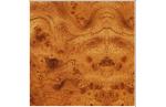 Стеновая панель корень вяза 6 мм 1 категория
