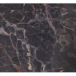 Столешница Мрамор марквина черный 40 мм 3 категория