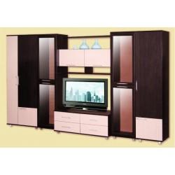 Гостиный гарнитур Рондо 3 + пенал + шкаф