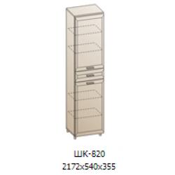 Шкаф многоцелевой ШК-820