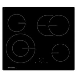 Стеклокерамическая панель Maunfeld MVCE59.4HL.1SM1DZT-BK