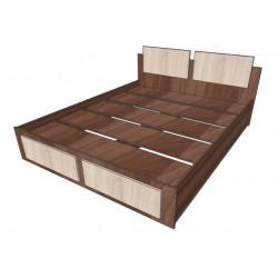 Кровать Комбинированная 1600