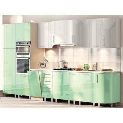 Кухня Зеленый май 2