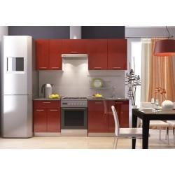 Кухонный гарнитур М-Бордо 01