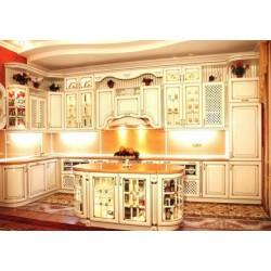 Кухня угловая Брюлик