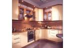 Угловая Кухня Карамелька