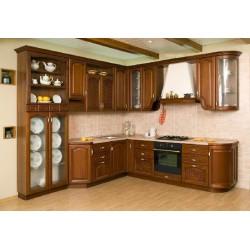Угловая кухня Лесная сказка 3