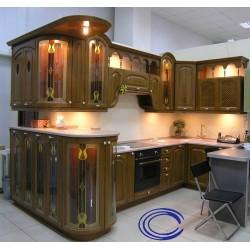 Кухня угловая Лесная сказка 4