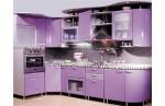 Угловая кухня Сирень Ланфорд