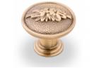 Ручка-кнопка, RK-001, бронза