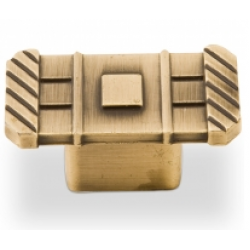 Ручка-кнопка, RK-016, бронза