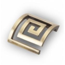 Ручка-кнопка, RK-029, бронза