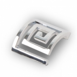 Ручка-кнопка, RK-029, хром