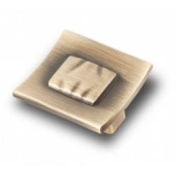 Ручка-кнопка, RK-030, бронза