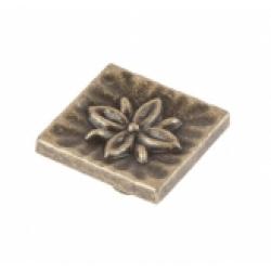 Ручка-кнопка, RK-053, оксидированная бронза