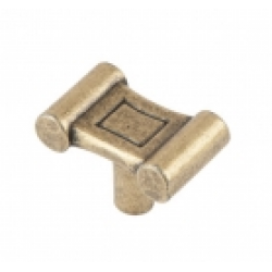Ручка-кнопка, RK-057, оксидированная бронза