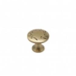 Ручка-кнопка, RK-068, атласная бронза